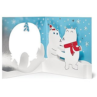 PEAGREEN, HOLIDAY HUGS BOXED HOLIDAY CARDS