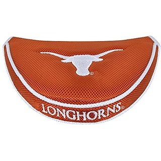 NCAA Texas Longhorns Golf Mallet Putter Cover