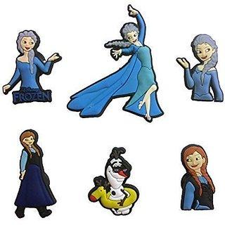 Frozen Fridge Magnets 6 Pcs Set #1