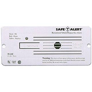 MTI Industries 30-442-P-WT Propane Gas Alarm - White