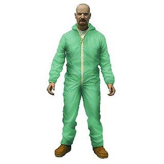 Mezco Toys Breaking Bad: Green Haz-Mat Suit Walter 6