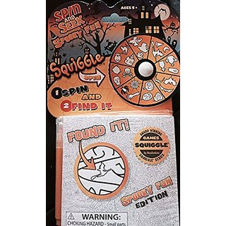 Toysmith Squiggle Spooky Fun Playset