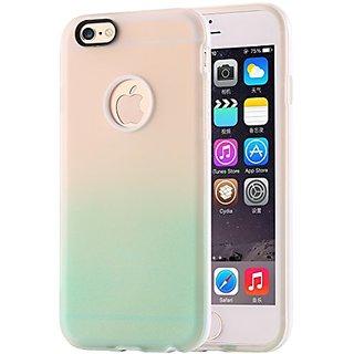 iPhone 6S Case / iPhone 6 Case, Arkko i Blue Slim Case [Perfect Fit] Soft TPU [Scratch Resistant] Flexible and Sleek [Du