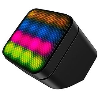 Buy Sharper Image Sbt5003bk Sound Responsive Mini Wireless Bluetooth