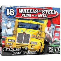 18 Wheels Of Steel: Pedal To The Metal (Jewel Case) - P