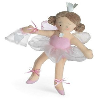 North American Bear Tooth Fairy Pink Plush
