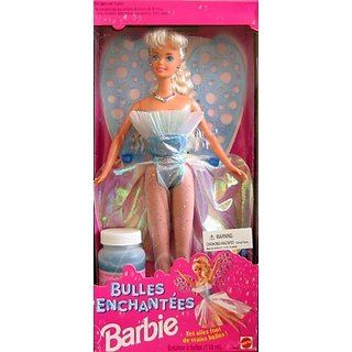Bubble Angel Barbie