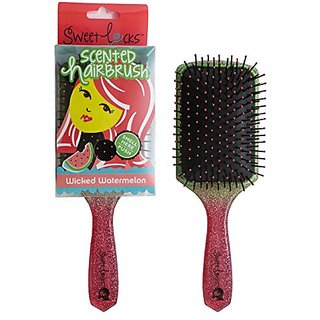 Sweetlocks - Sweetlocks brush - Wicked Watermelon Scented Hair Brush