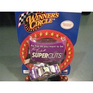 Kerry Earnhardt #12 Supercuts Monte Carlo 1/64 Scale Diecast & Bonus Matching Magnet Hood Winners Circle