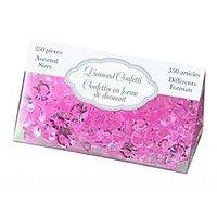 Lillian Rose Diamond Confetti, Pink