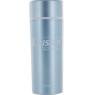 X - Fusion Keratin Hair Fibers For Unisex - White 0.87 Ounce