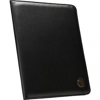 Case-it The Chief Padfolio with Letter Size Writing Pad, Black (PAD-20)