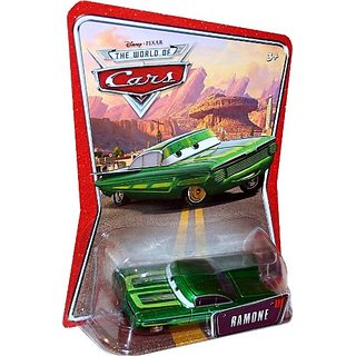 World Of Cars #17 Ramone Vehicle by Disney