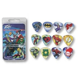 Peavey Guitar Picks DC Comics Pick Pack 2 (03019670)