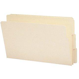 Smead End Tab File Folder - Shelf-Master Reinforced 4