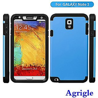 Note 3 Case,Galaxy Note 3 Case,Samsung Galaxy Note 3 Case,AGRIGLE [Super Defender Series] Full-body Rugged [Shockproof D