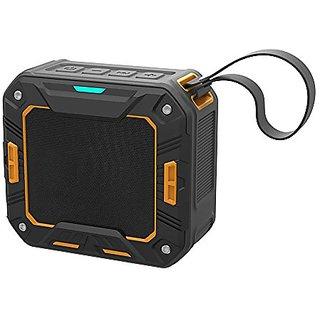 FIIL akx-zoz-z1 Ultra Portable Bluetooth Speaker, Mini Wireless Waterproof/Dustproof Speaker, Perfect for Bike Riders, O