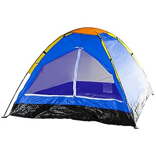 95ed7cbfbab Buy Trademark Global Happy Camper Two Person Tent With Carry Bag ...