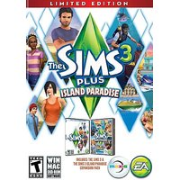 The Sims 3 Plus Island Paradise (Limited Edition) - PC/