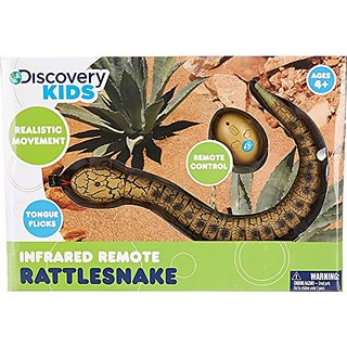 Discovery Kids Infrared Remote Rattlesnake MULTI