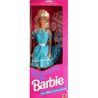 Something Extra Barbie Doll Just for You 1992 Mattel