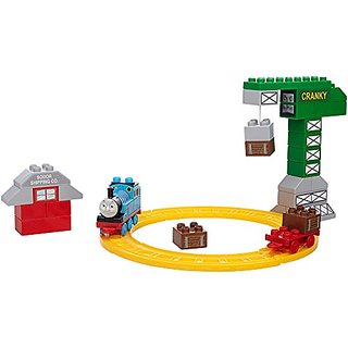 Mega Bloks Thomas & Friends Working Hard At Brendam Dock Playset