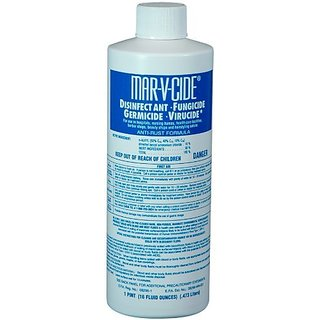 William Marvy Mar V Cide Disinfectant, 16 Ounce