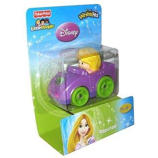 Disney Wheelies RAPUNZEL CAR