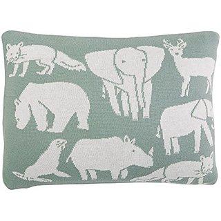 DwellStudio Knit Pillow Cover, Caravan