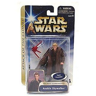 Star Wars Saga Aotc Anakin Skywalker Secret Ceremony