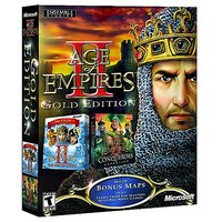 Microsoft Age Of Empires II Gold Edition - PC