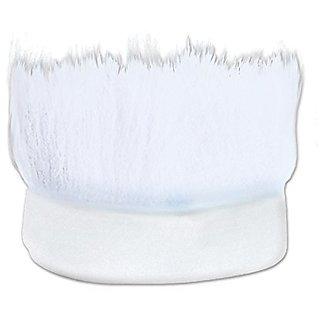 Beistle Hairy Headband, White