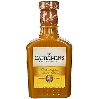CattlemenS MasterS Reserve Carolina Tangy Gold Bbq Sauce: 18 Oz