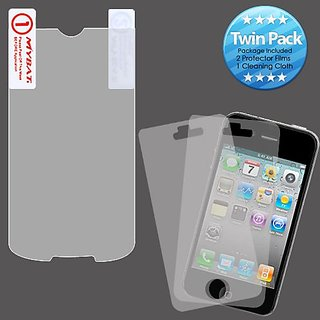 MyBat Samsung A817 Screen Protector Twin Pack - Retail Packaging - Clear