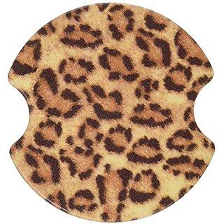 Thirstystone Leopard Print Car Coasters