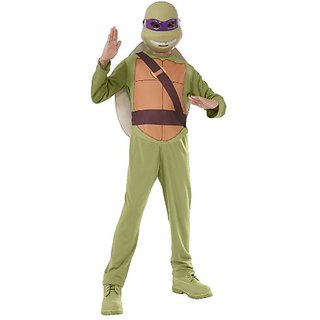 Teenage Mutant Ninja Turtles Donatello Action Costume Set