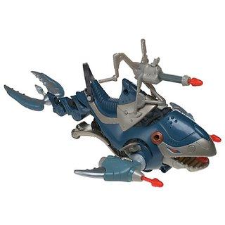 MOTU He-Man War Whale Vehicle