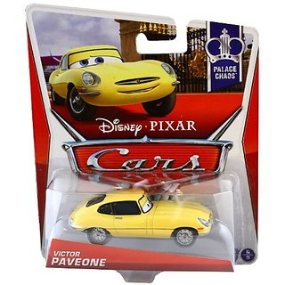 Disney Pixar Cars Palace Chaos Die-Cast Victor Paveone #6/9 1:55 Scale