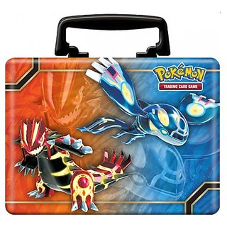 Pokemon Collectors Chest Tin