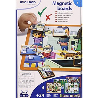 Miniland at Home Magnetic Boards
