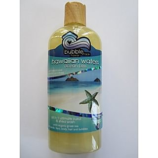Hawaiian Waters Ocean Bliss All in 1 Ultimate Kukui and Shea Wash
