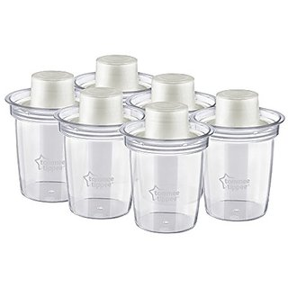 Tommee Tippee Formula Dispensers - 6-Count