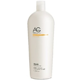 AG Hair Sleeek Argan Conditioner, 33.8 Fluid Ounce