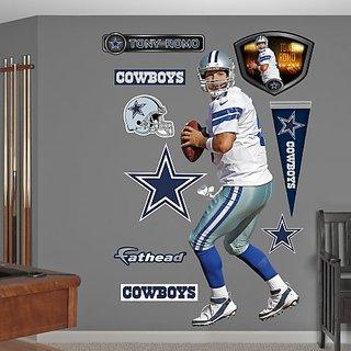 NFL Dallas Cowboys Tony Romo Home Wall Graphics