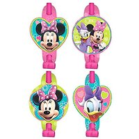 Disney Minnie Mouse Blowouts Birthday Party Toy Noisema