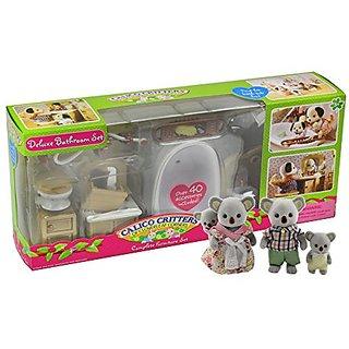 Buy Calico Critters Koala Family With Bathroom Set Online Get Off - Calico critters bathroom