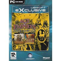 Microsoft Age Of Empires Gold Edition - PC
