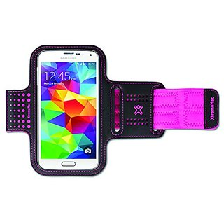 XtremeMac Sportwrap for iPhone 6 and Samsung Galaxy S5 (IPP-XSP-33 Pink)