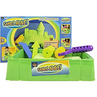 Play Visions Sands Alive! Key Lime Green Toy