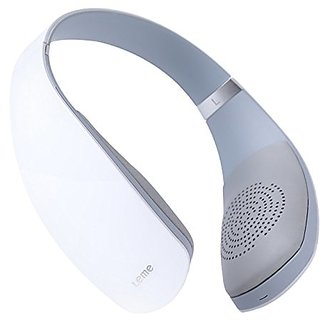 Leme EB30A Wireless Ergonomic Bluetooth 4.1 Over Ear Headphone with Built-in Mic and 12 Hour Battery, with Noise Reducti